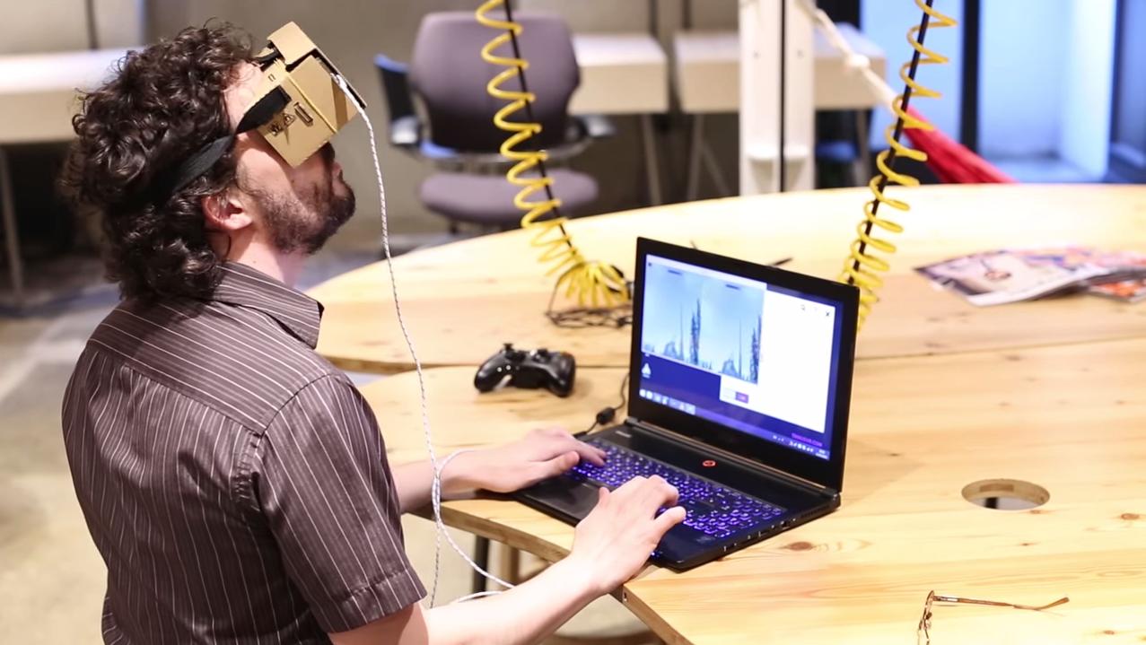 So Könnt Ihr Minecraft Auf Eurem Google Cardboard Spielen GadgetZone - Minecraft vr spielen