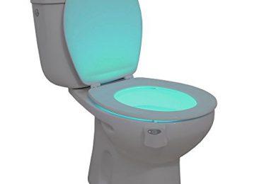 Die coole Unterbodenbeleuchtung für Ihr WC - Toilettenbeleuchtung auf gadgetzone.de