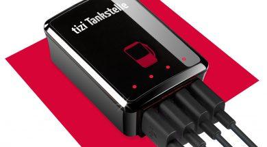 Tizi Tankstelle - USB Ladestation für vier Handys auf gadgetzone.de