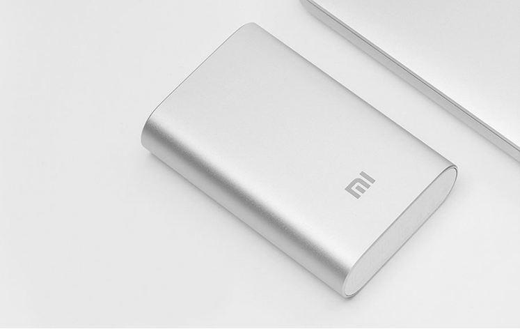 Xiaomi 10000 mAh Powerbank um nur € 11,24