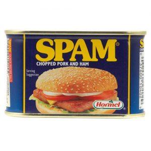 Spam auf www.gadgetzone.de