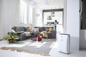 Luftreiniger - nie mehr schlechte Luft auf gadgetzone.de