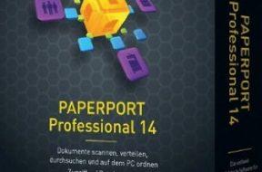 PaperPort14 - Die Aktenablage organisieren auf gadgetzone.de