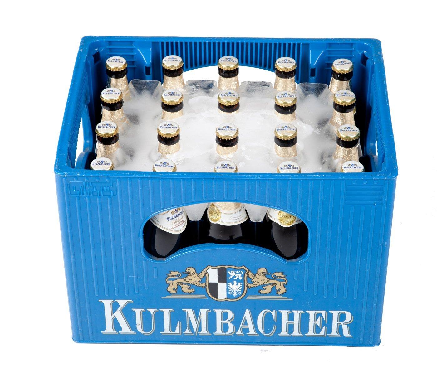 Bierkühler Garten – Fussball mit Bier