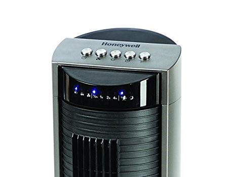Turmventilator vs. Hitze
