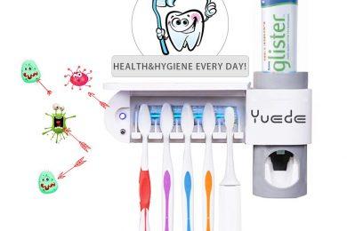 Zahnbürste sterilisieren mit Stil auf gadgetzone.de