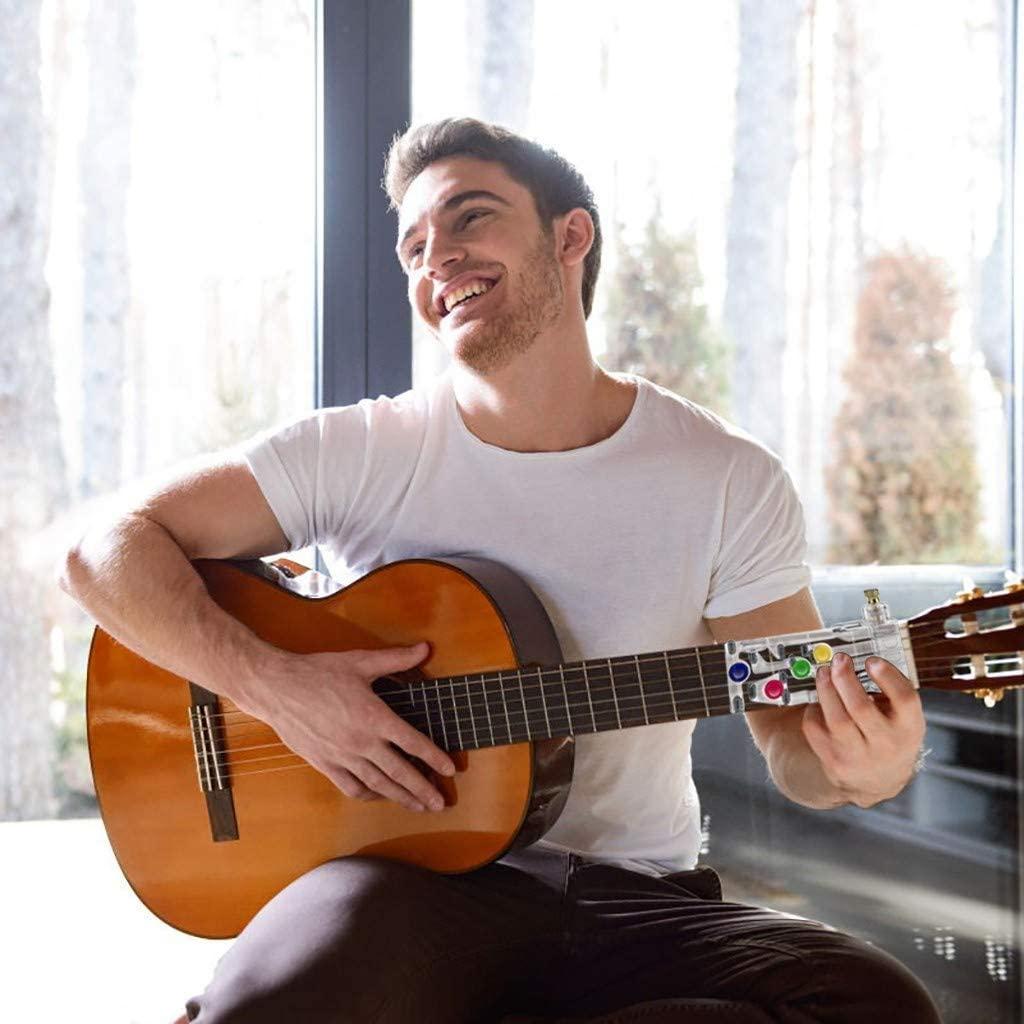Gitarre lernen mit Gadgets