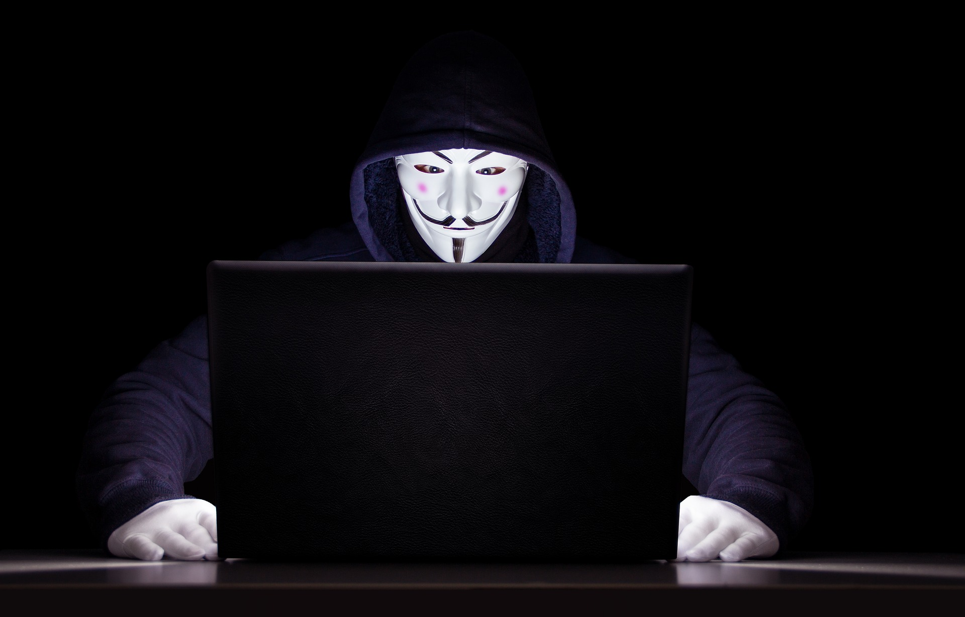 Hacker Abwehrprogramm
